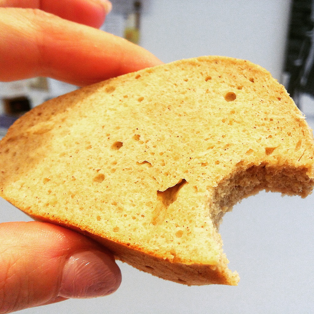 High protein bread - ready in 20 minutes!