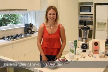 travelling dietitian recipe